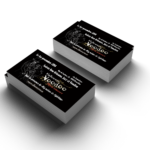 business card mockup_halloween