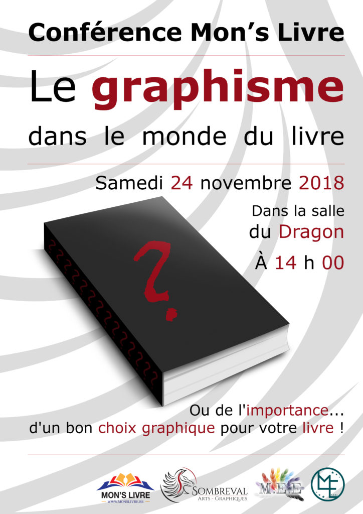 Affiche conférence graphisme